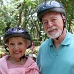 Active Senior Couple — Stock Photo #6610476
