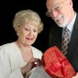 Stock Photo: Valentine Surprise