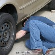 Stock Photo: Auto Repair
