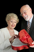Valentine Surprise — Stock Photo