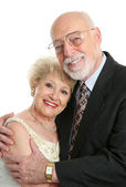 Succesful Senior Couple In Love — Stock Photo