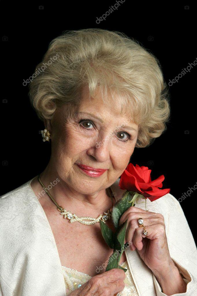 Фотографии пожилых дам 8 фотография