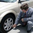 Flat Tire — Stock Photo #6650686