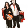 Halloween Kids - Boys in Costume - Lizenzfreies Foto