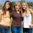 Beautiful Farm Girls — Stock Photo #6652274