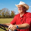 Handsome Farmer — Stock Photo #6652329