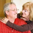 Mature Couple In Love - Stock Photo