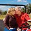Romance on the Range — Stock Photo