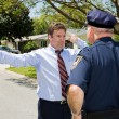 Sobriety Test - Failure — Stock Photo #6667953