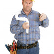 Royalty-Free Stock Photo: Electrician & Plumbing