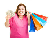 Shopping Spree — Stock Photo