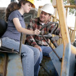 Heavy Equipment Lessons — Stock Photo #6671431