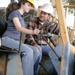 Heavy Equipment Lessons — Stock Photo #6671431