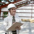 Construction Inspector - Satisfied — Stock Photo #6671529