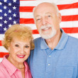 Stock Photo: American Seniors