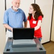 Election - New Equipment — Stock Photo