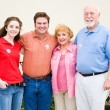 Family That Votes Together — Stock Photo #6673624