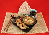 Elegante chinese diner — Stockfoto