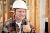 Construction Success — Stock Photo