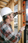 Leveling Window Vertical — Stock Photo
