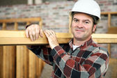 The Working Man — Stock Photo