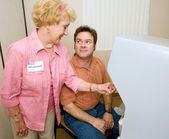 Voting Series - Instructions — Stock Photo