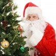 Santa Claus - Quiet — Stock Photo #6684609