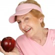 An Apple A Day — Stock Photo