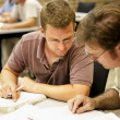 Adult Ed - Study Partners - Stock Photo