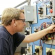 Demonstrating Motor Control — Stock Photo