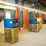 Welding Industrial Backgropund — Stock Photo #6696327