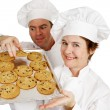 Royalty-Free Stock Photo: Cookie Thief