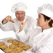 Stock Photo: No Cookies For You