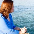 Stock Photo: Serenity by Sea