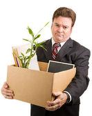 Unemployed Executive — Stock Photo