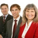 Female Led Business Team — Stock Photo #6717573