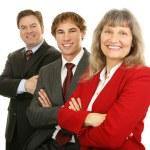 Happy Business Team — Stock Photo #6717605