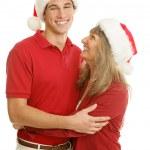 Happy Christmas Reunion — Stock Photo #6717606