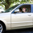 Test Drive — Stock Photo #6717968