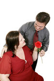 Blind Date — Stock Photo