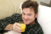 Morning OJ — Stock Photo