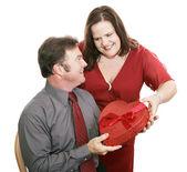 Valentine Gift — Stok fotoğraf