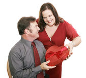 Valentine Gift — Foto de Stock