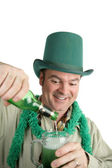 St Patricks Day Anticipation — Stock Photo