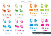 BIG Vector Icons Set — Stock Vector