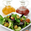 Salad and dressing — Stock Photo #6476374