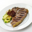 T bone steak — Stock Photo #6476418