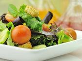 Salad , close up — Stock Photo