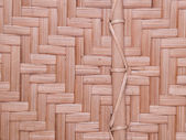 Bamboo Barks Wall — Stock Photo