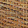 Royalty-Free Stock Photo: Wicker wood pattern background
